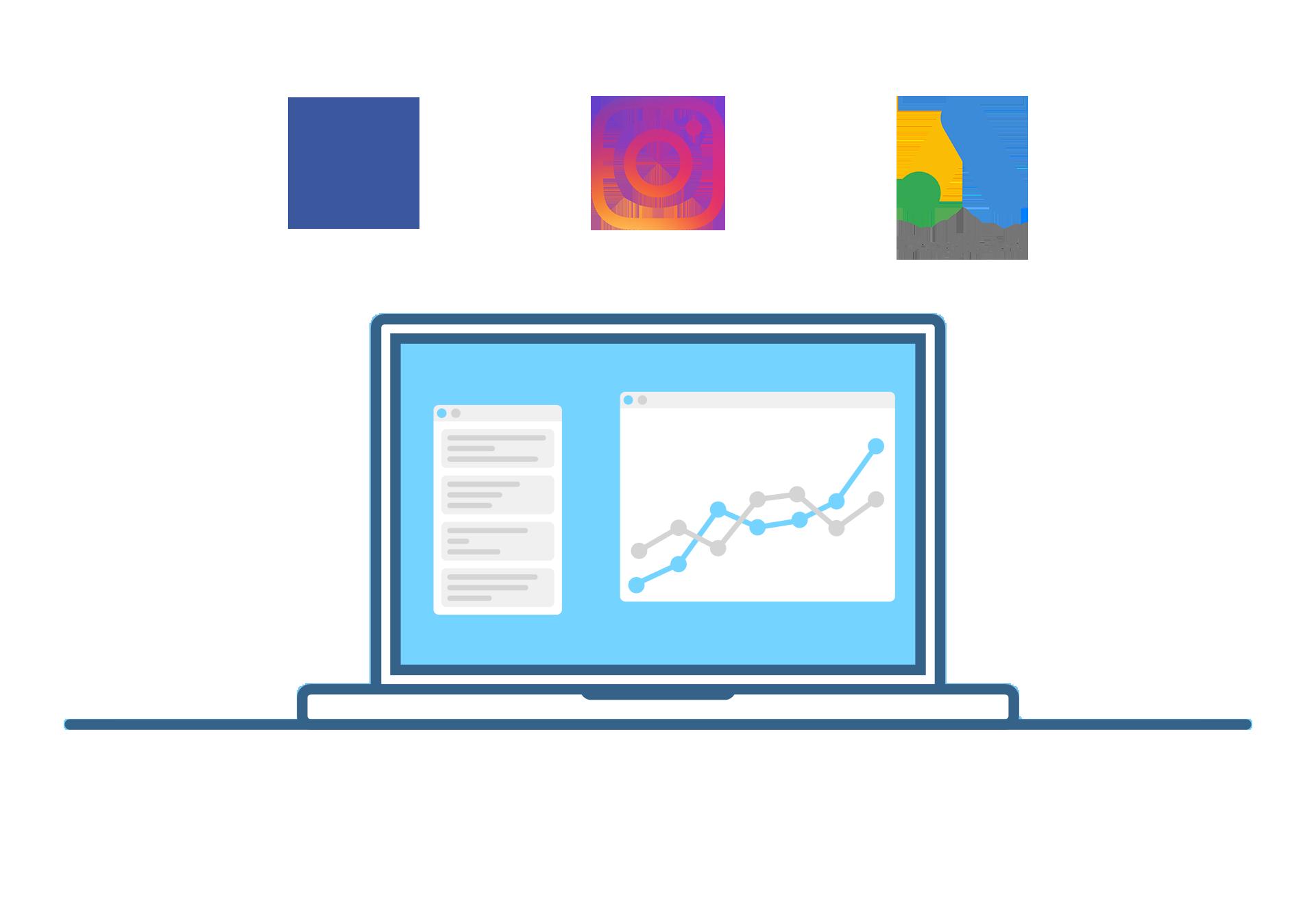Rapport Social Media